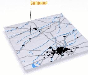 3d view of Sandhof