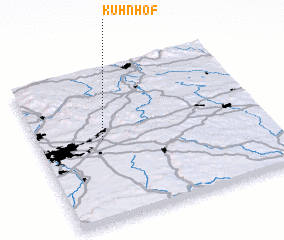 3d view of Kuhnhof