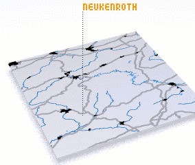 3d view of Neukenroth