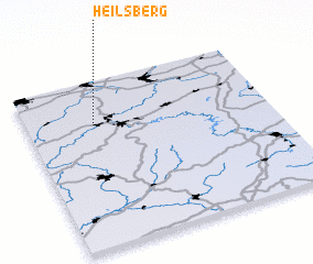 3d view of Heilsberg