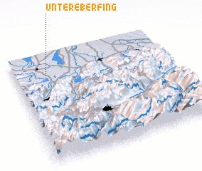 3d view of Untereberfing