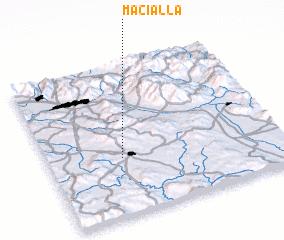 3d view of Macialla