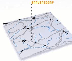 3d view of Brauersdorf