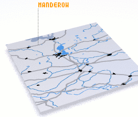 3d view of Manderow
