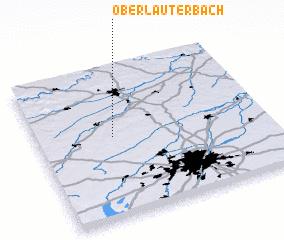 3d view of Oberlauterbach