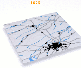 3d view of Laag