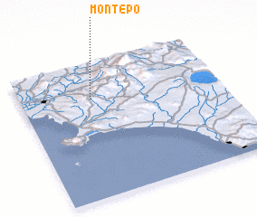 3d view of Montepo