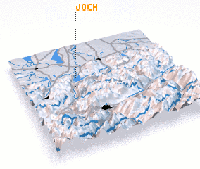 3d view of Joch