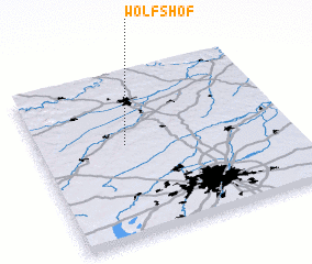 3d view of Wolfshof