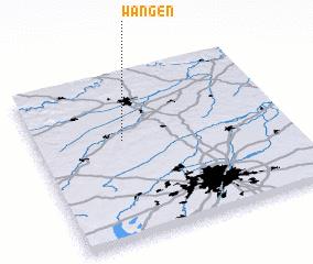 3d view of Wangen
