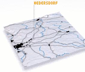 3d view of Hedersdorf