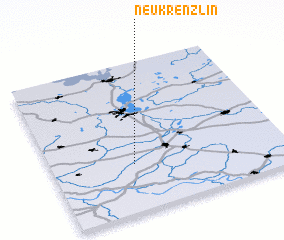 3d view of Neu Krenzlin