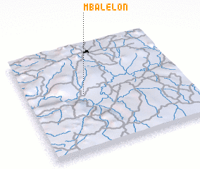 3d view of Mbalelon