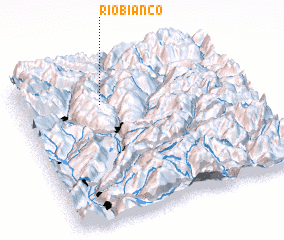 3d view of Riobianco