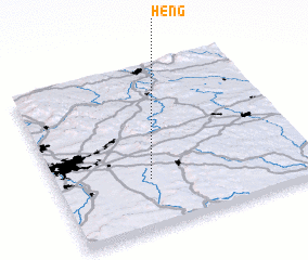 3d view of Heng