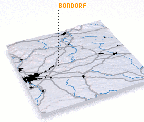 3d view of Bondorf