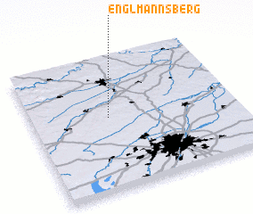 3d view of Englmannsberg
