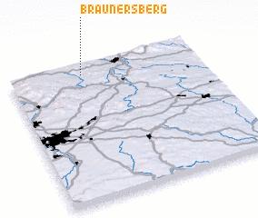 3d view of Braunersberg
