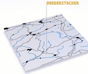 3d view of Vorderstöcken