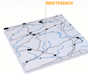 3d view of Marktrodach