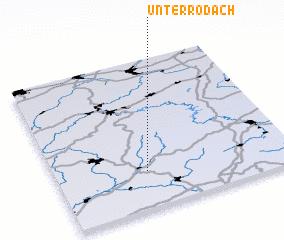 3d view of Unterrodach