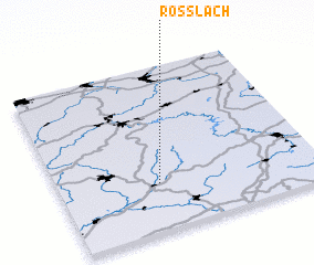 3d view of Roßlach