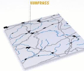3d view of Kuhfraß