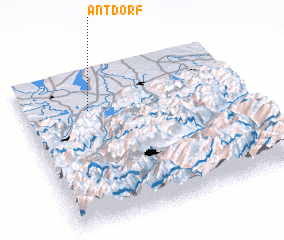 3d view of Antdorf
