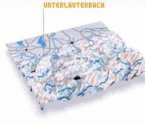 3d view of Unterlauterbach