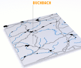 3d view of Buchbach