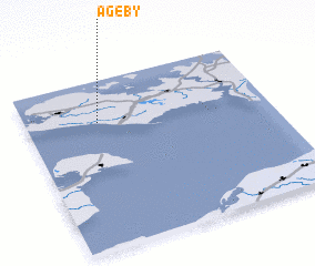 3d view of Ågeby