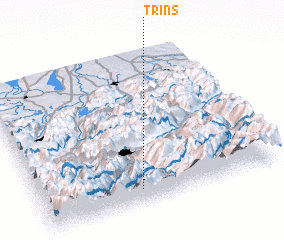 3d view of Trins