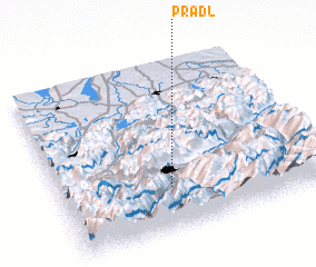3d view of Pradl