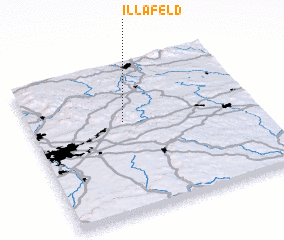 3d view of Illafeld