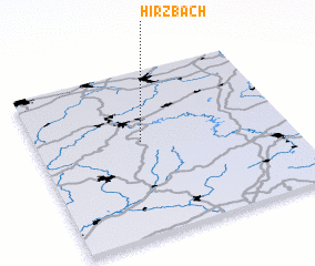 3d view of Hirzbach