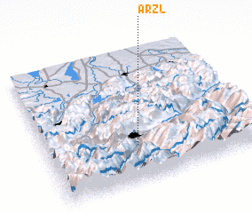 3d view of Arzl