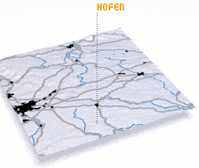 3d view of Hofen