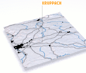 3d view of Kruppach