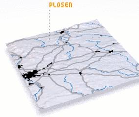 3d view of Plösen