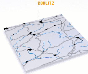 3d view of Röblitz