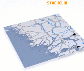 3d view of Stockevik
