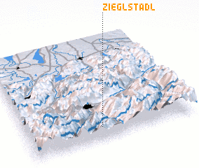 3d view of Zieglstadl