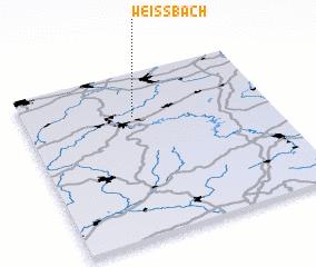 3d view of Weißbach