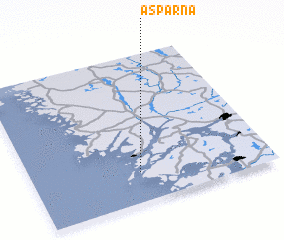 3d view of Asparna