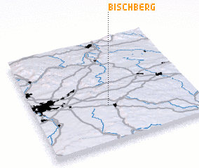 3d view of Bischberg