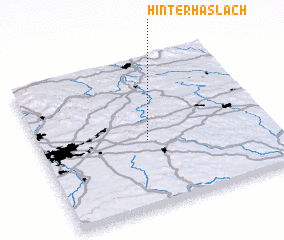 3d view of Hinterhaslach