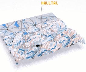3d view of Halltal