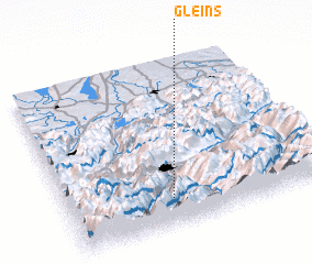 3d view of Gleins