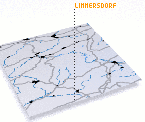 3d view of Limmersdorf
