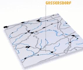 3d view of Gössersdorf